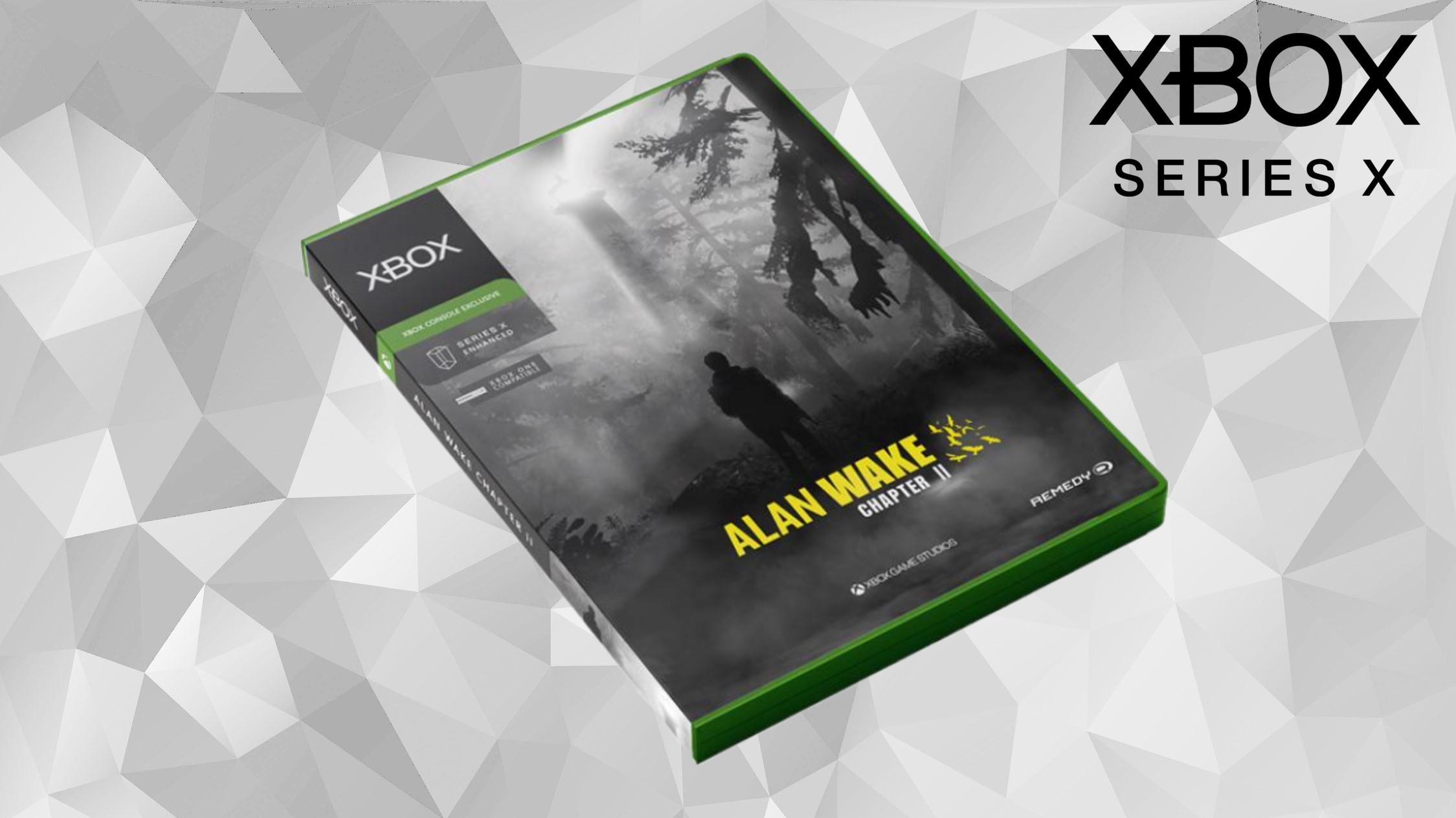 玩家为次世代Xbox游戏设计封面 心灵杀手2亮相