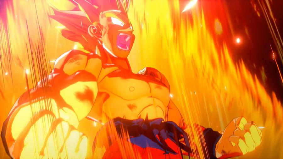 PS4《龙珠Z:卡卡罗特》首日补丁11G 缩短载入时间