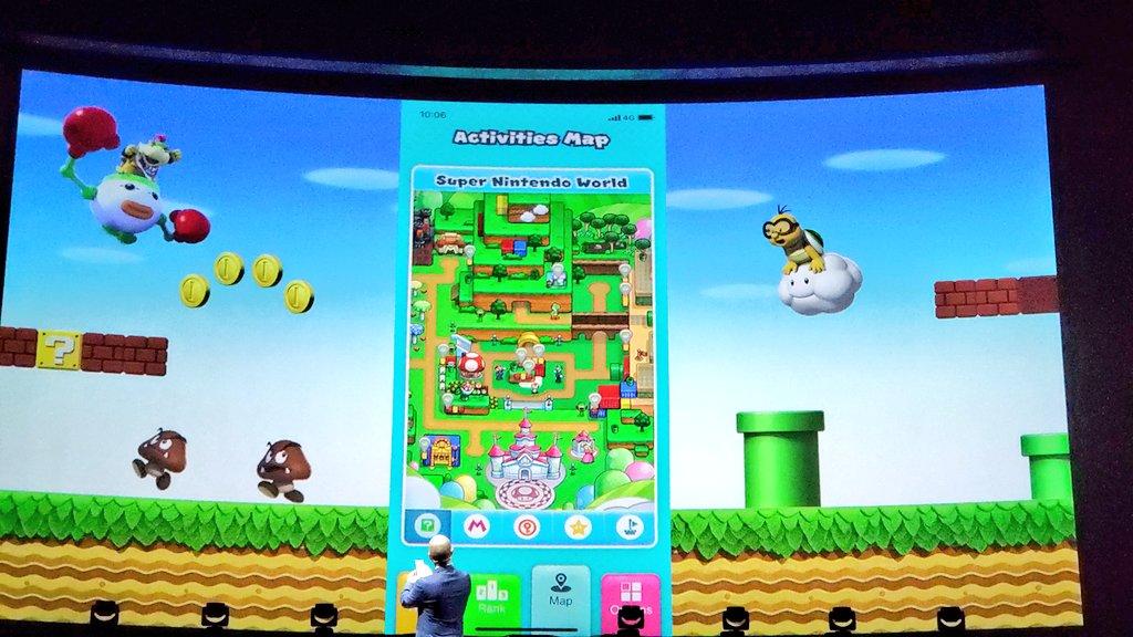 任天堂世界发布会公开新情报 App带你前往真实游戏世界