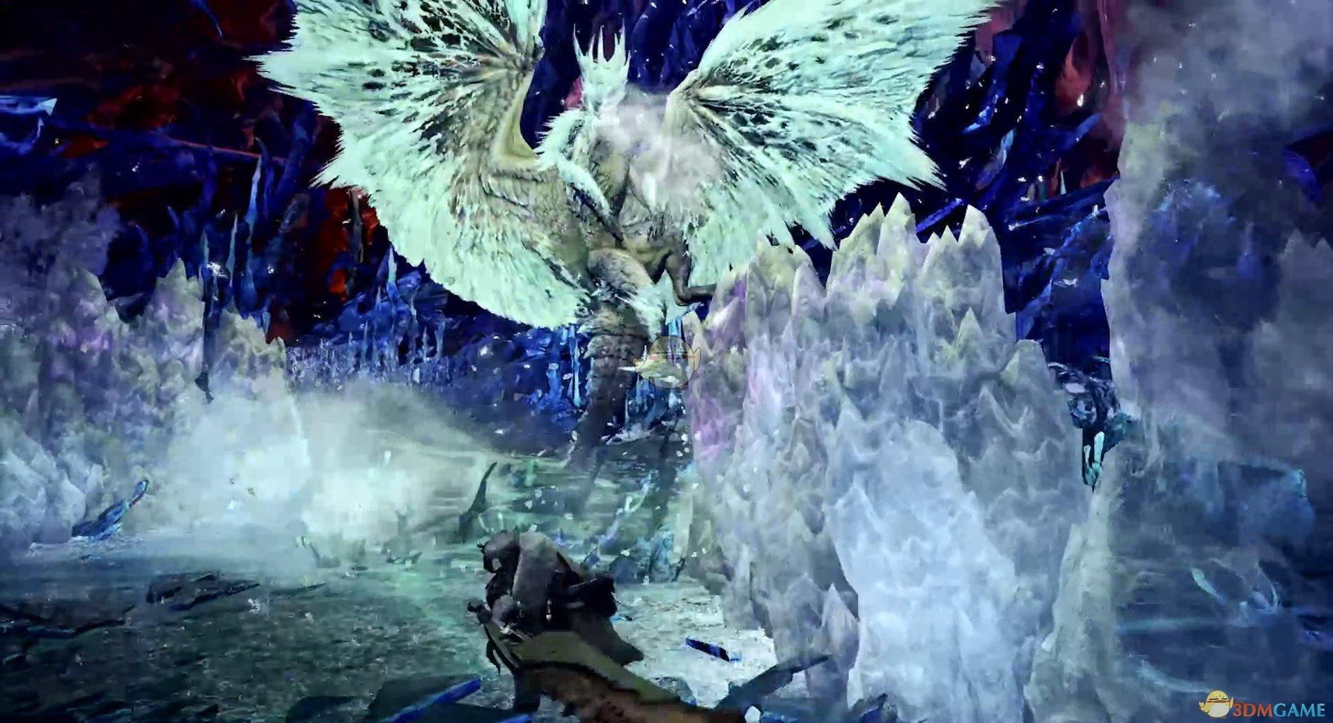 《怪物猎人:世界》冰原DLC太刀开荒更换流程分享