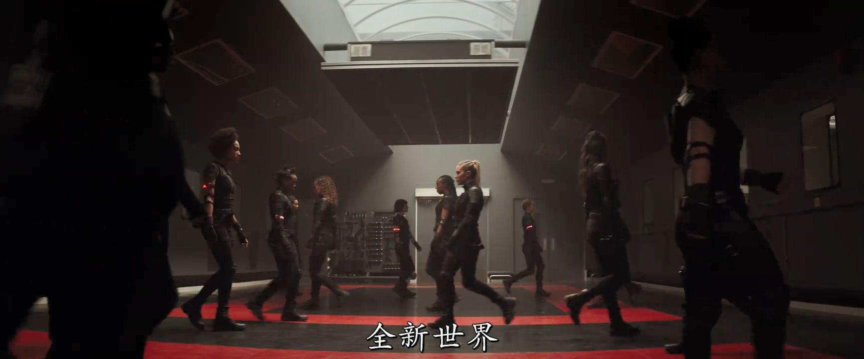 漫威《黑寡妇》全新中文预告 寡姐大战模仿大师