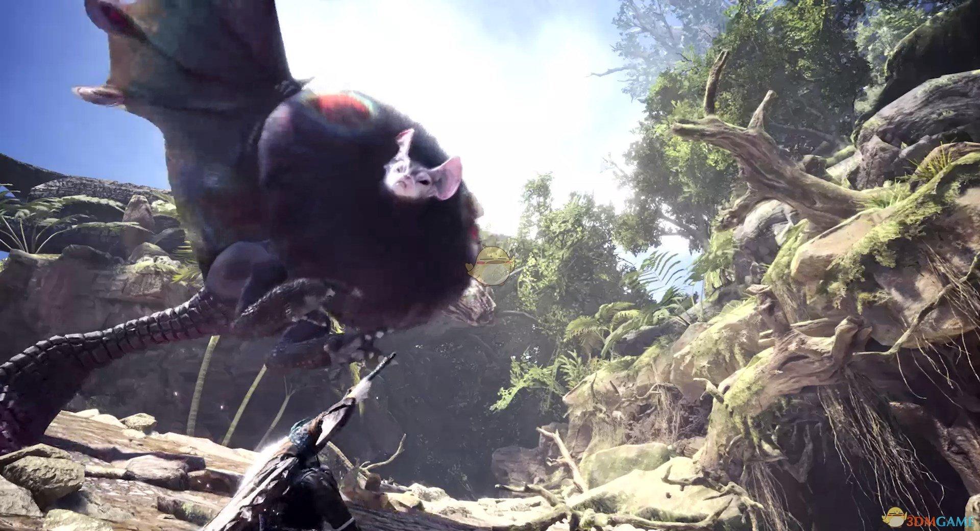 《怪物猎人:世界》冰原DLC片手新增强力连续技使用心得分享