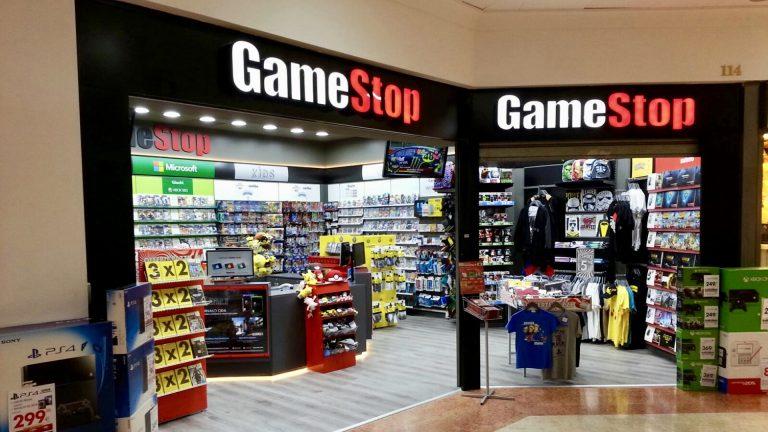 全球最大实体游戏商GameStop在美国关闭数十家店铺