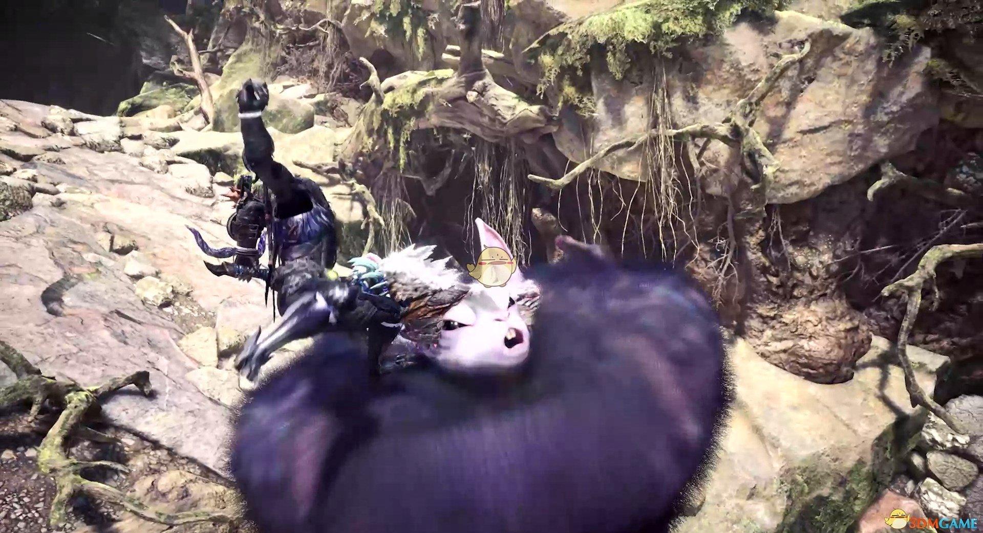 《怪物猎人:世界》冰原DLC片手剑精准突击使用技巧分享