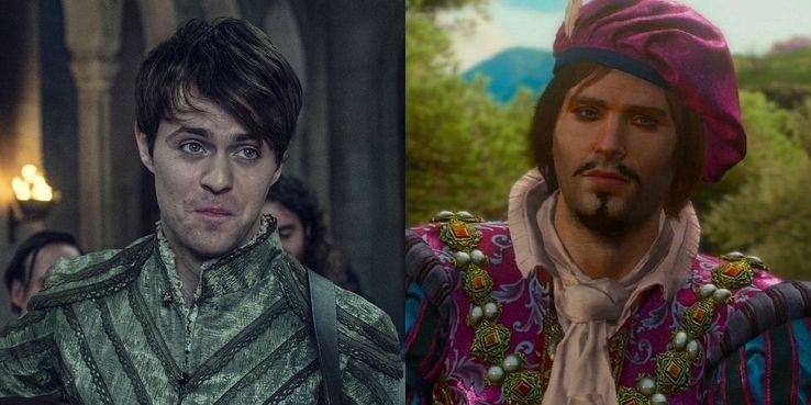 《巫师》电视剧中与游戏中差别较大的5大角色