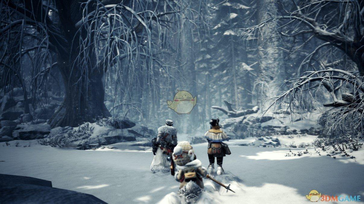 《怪物猎人:世界》冰原DLC对空飞翔爪作用介绍