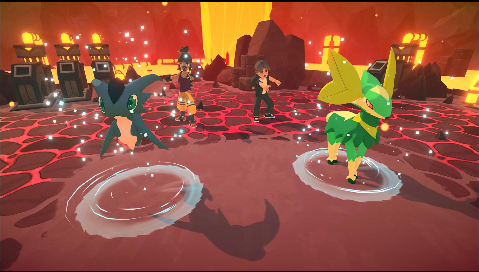 类宝可梦MMO游戏《Temtem》新预告 1.21开启抢先体验