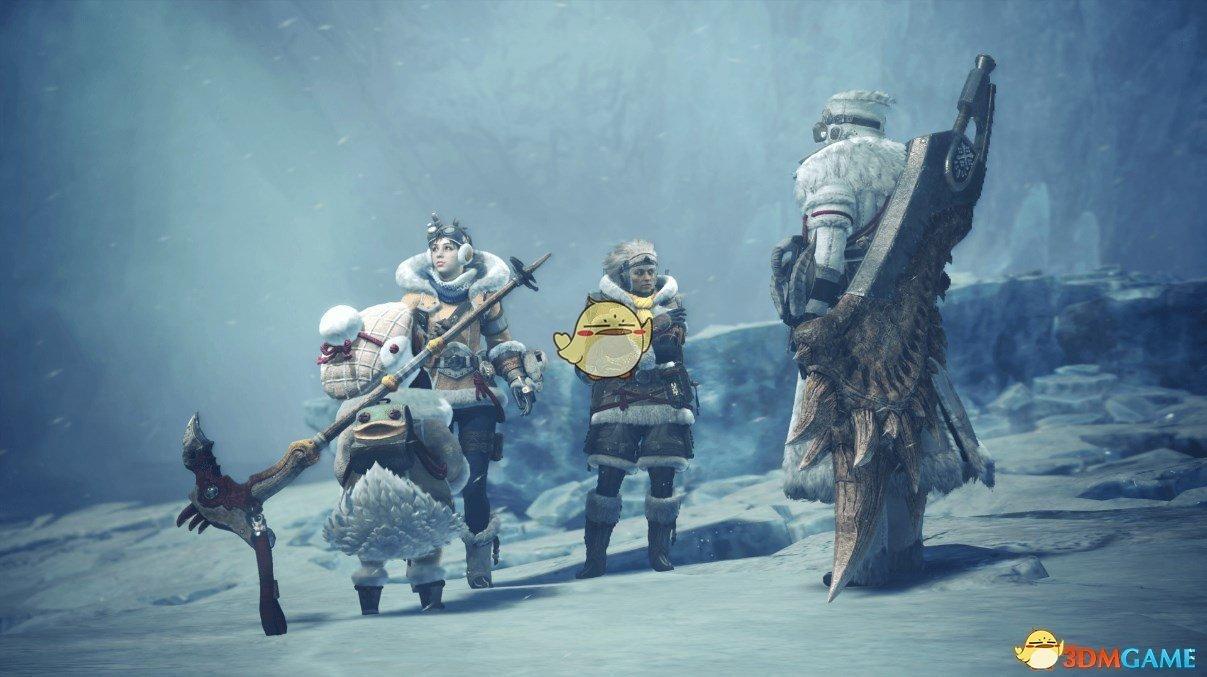 《怪物猎人:世界》冰原DLC片手剑后期开荒配装推荐