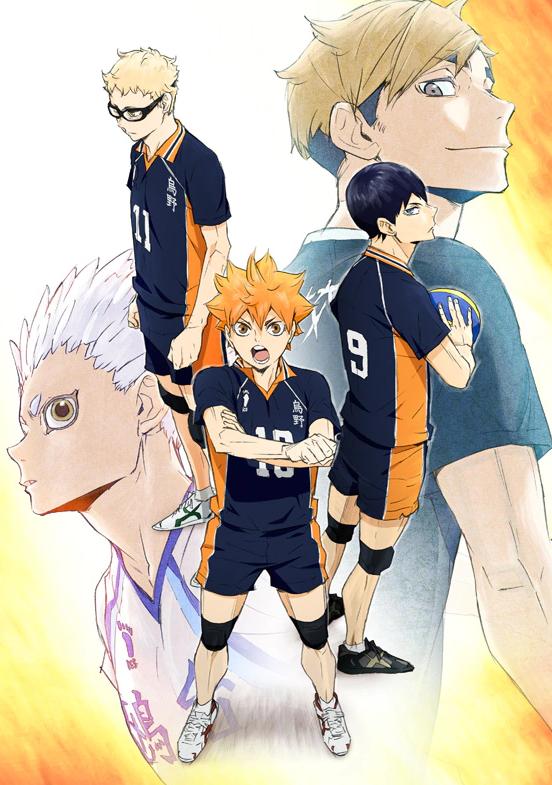 《排球少年!!》动画第4季蓝光大碟特别宣传片公开 3.18日发售