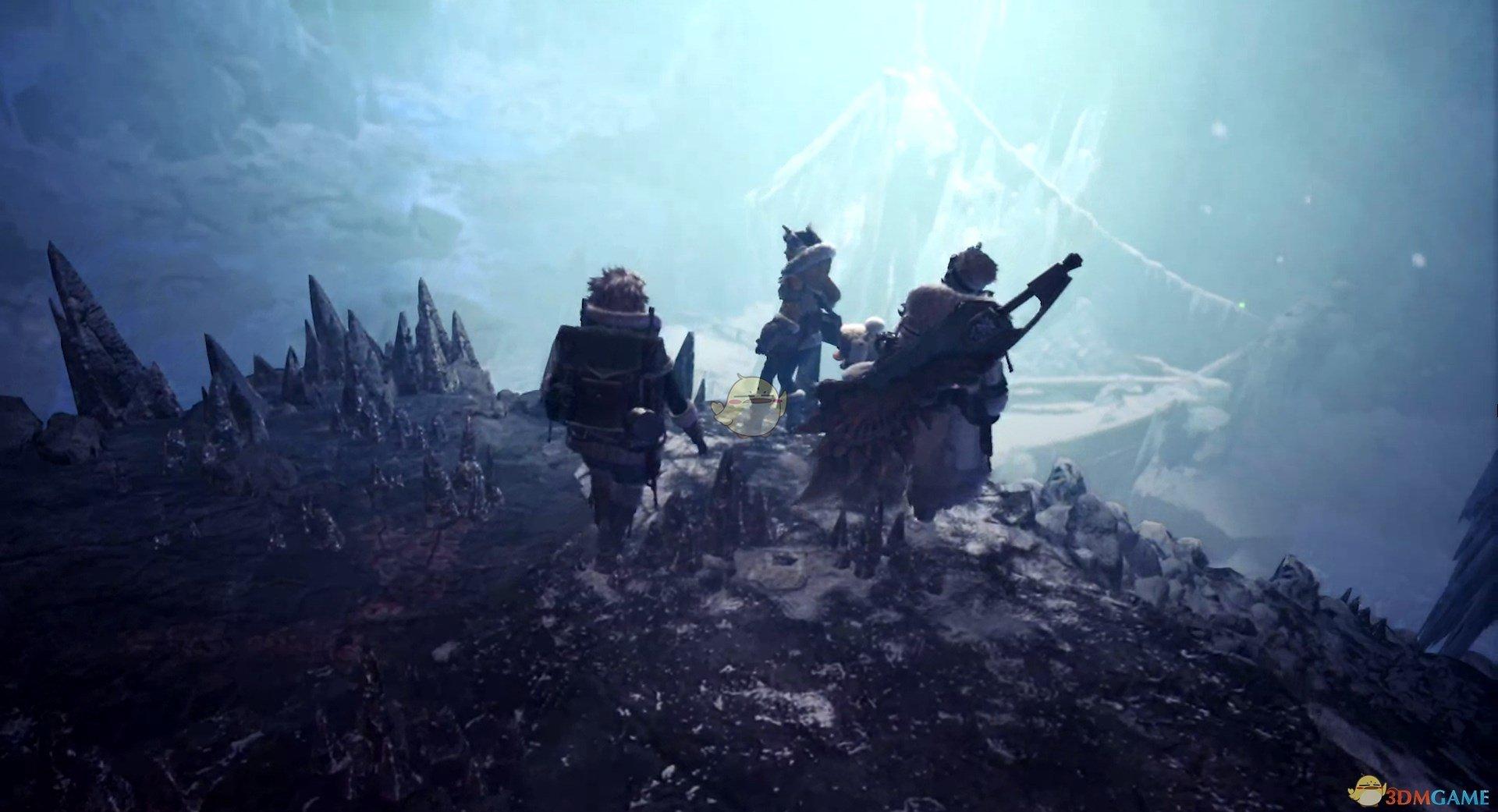 《怪物猎人:世界》冰原DLC双刀特殊飞翔爪命中之后操作分享