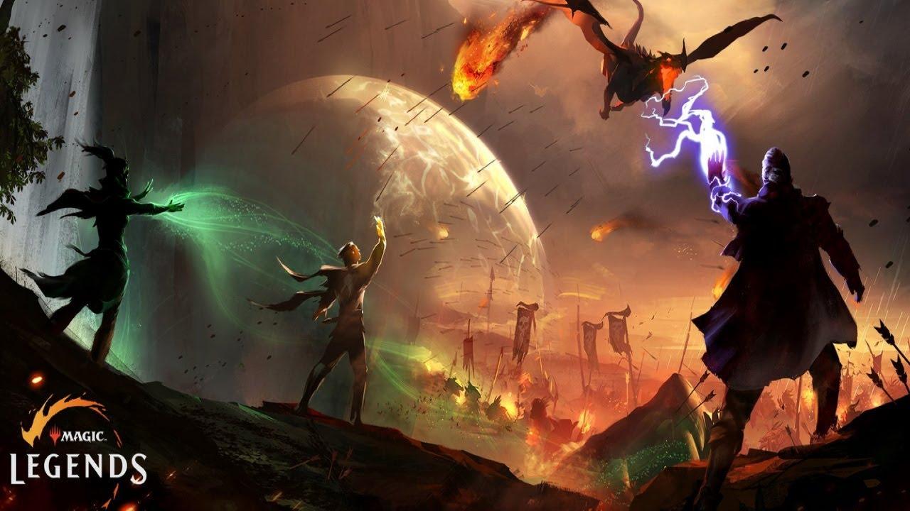完美世界网游《万智牌:传奇》将于年内登陆PC 2021年登陆主机