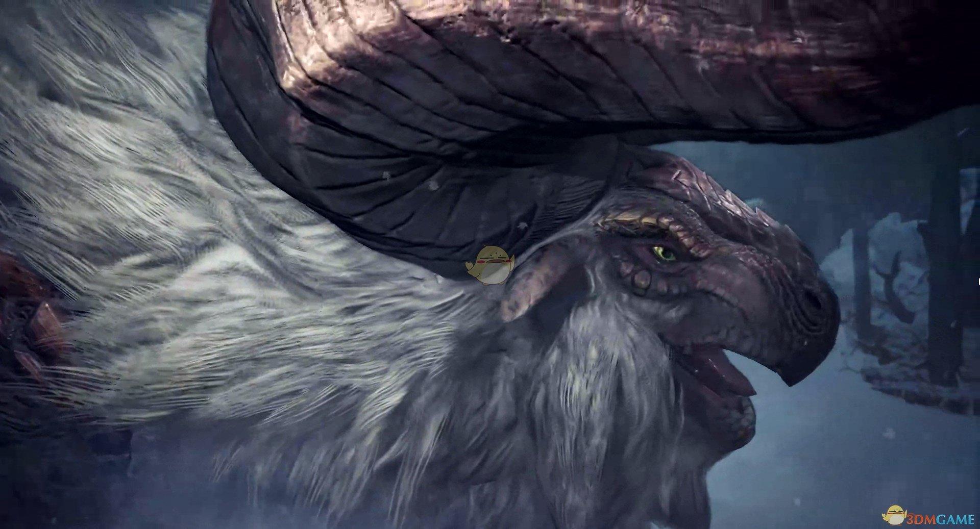 《怪物猎人:世界》冰原DLC大锤新增要素强化射击介绍