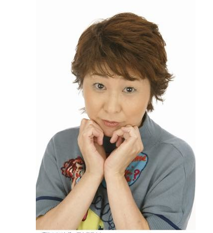 路飞只排第2!著名声优田中真弓生日策划演绎角色大评选