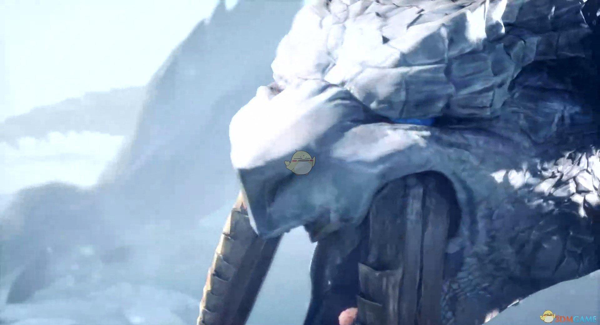 《怪物猎人:世界》冰原DLC大锤蓄力爪攻击蓄力等级不同动作变化介绍