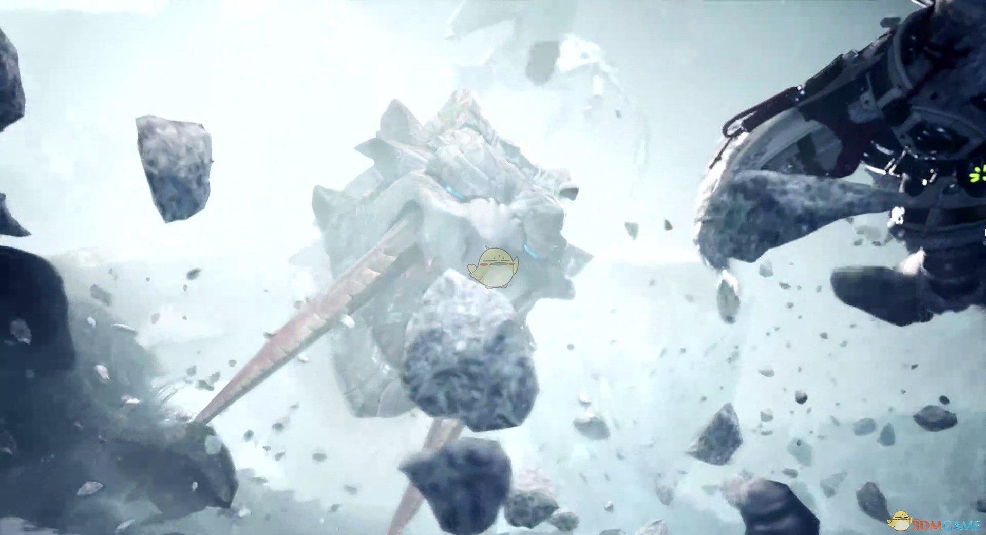 《怪物猎人:世界》冰原DLC大锤蓄力爪使用心得分享