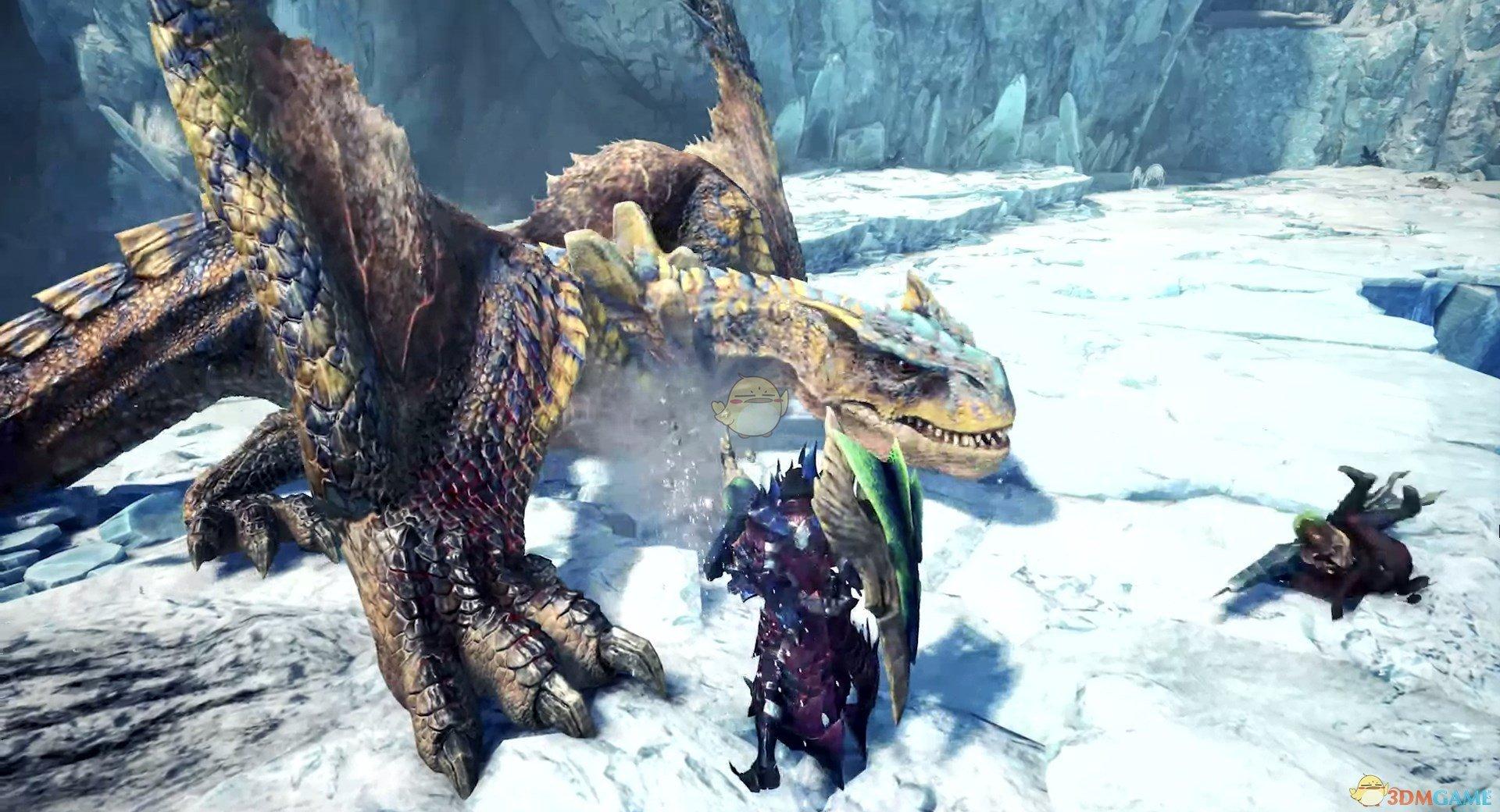 《怪物猎人:世界》冰原DLC狩猎笛响音攻击发动方法分享