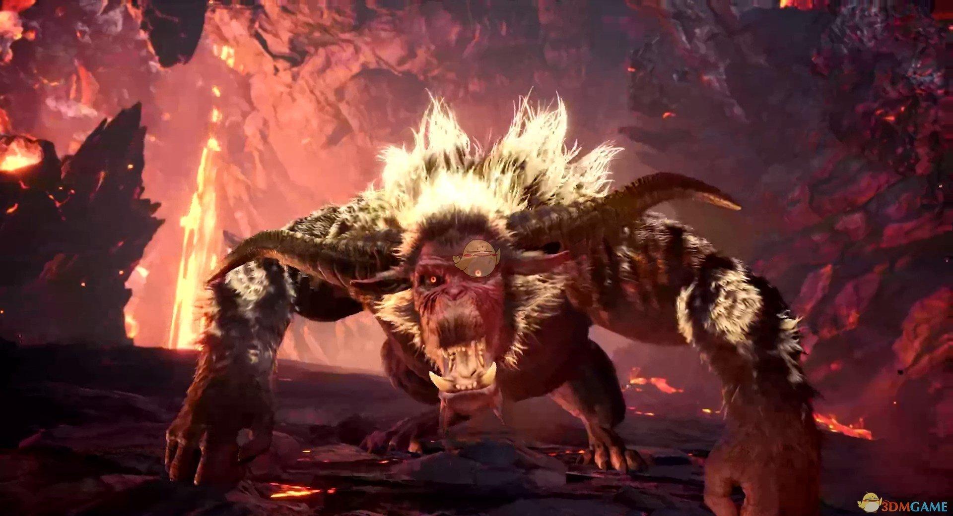 《怪物猎人:世界》冰原DLC长枪武器新增要素介绍