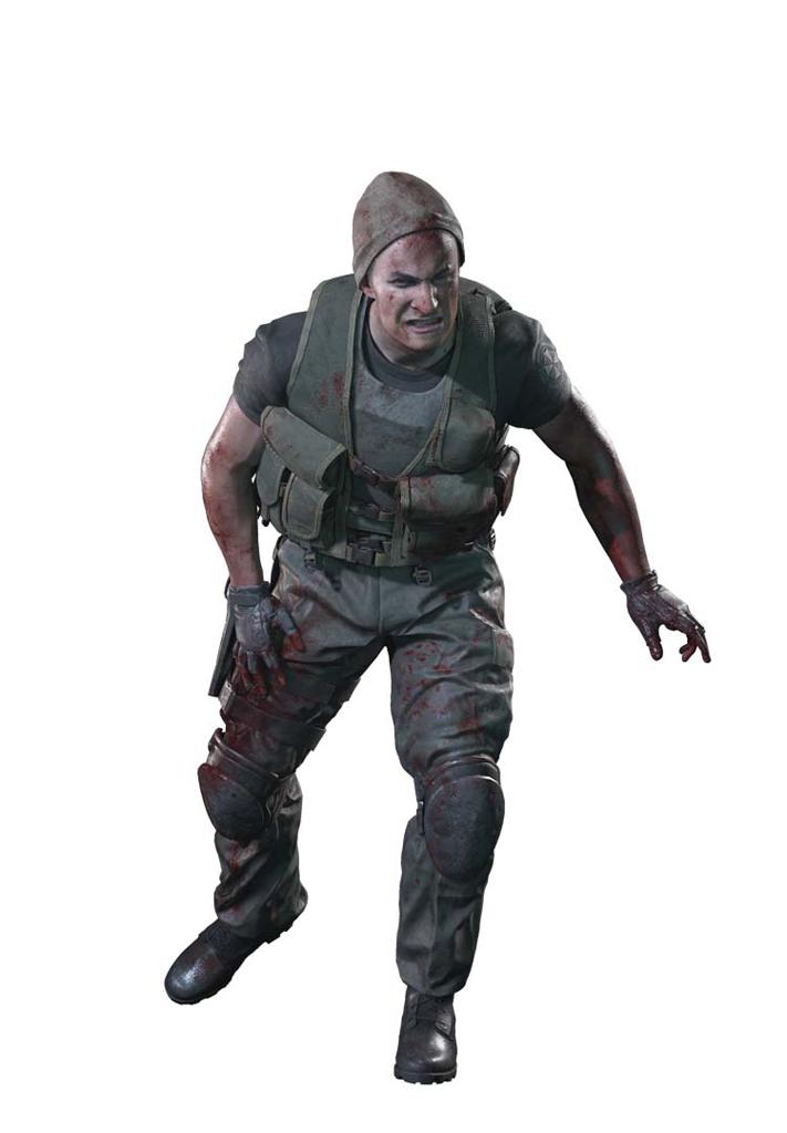 《生化危机3:重制版》多角色详情公开 重温不灭经典