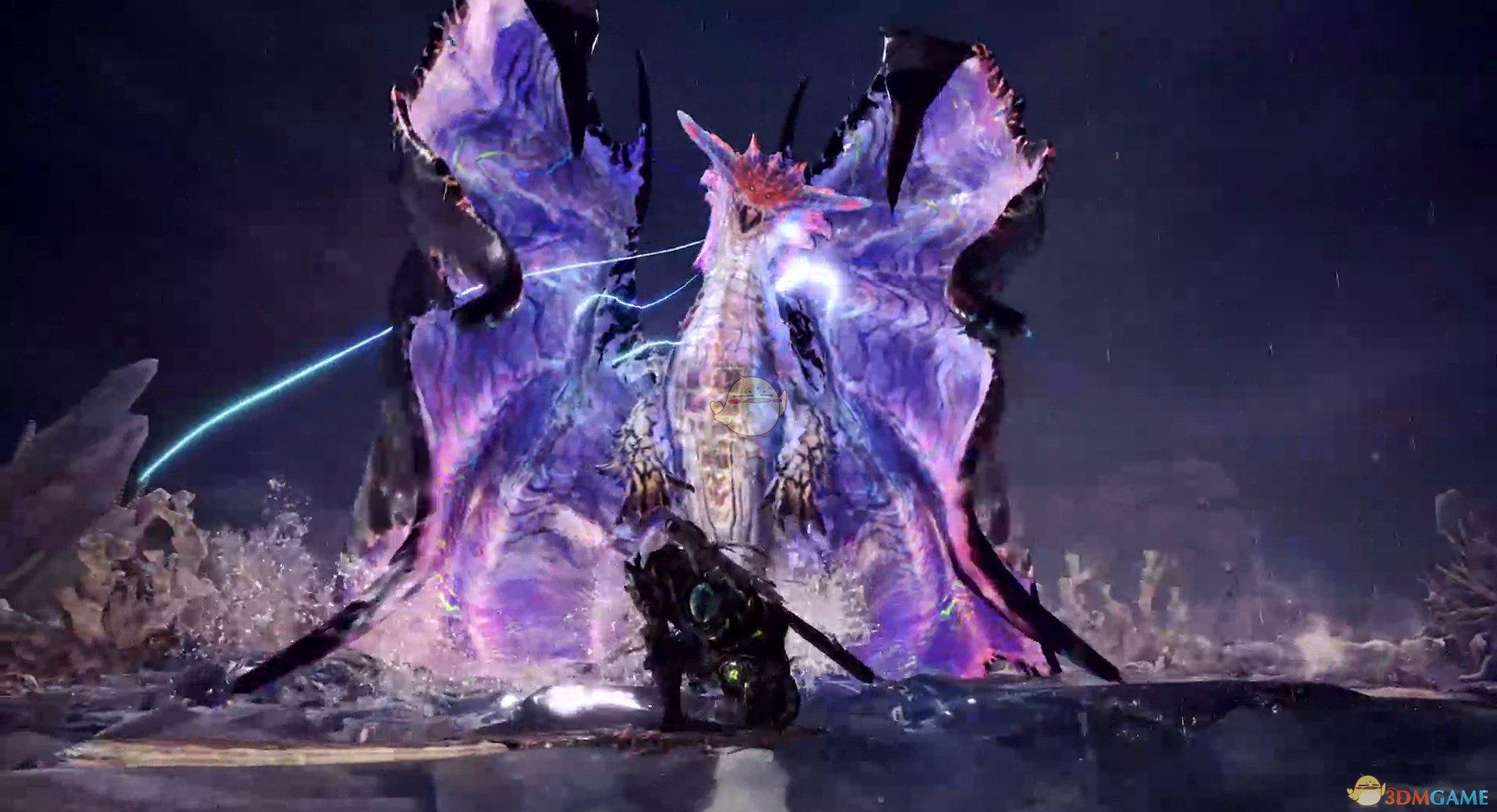 《怪物猎人:世界》冰原DLC飞翔爪反击架势作用效果介绍