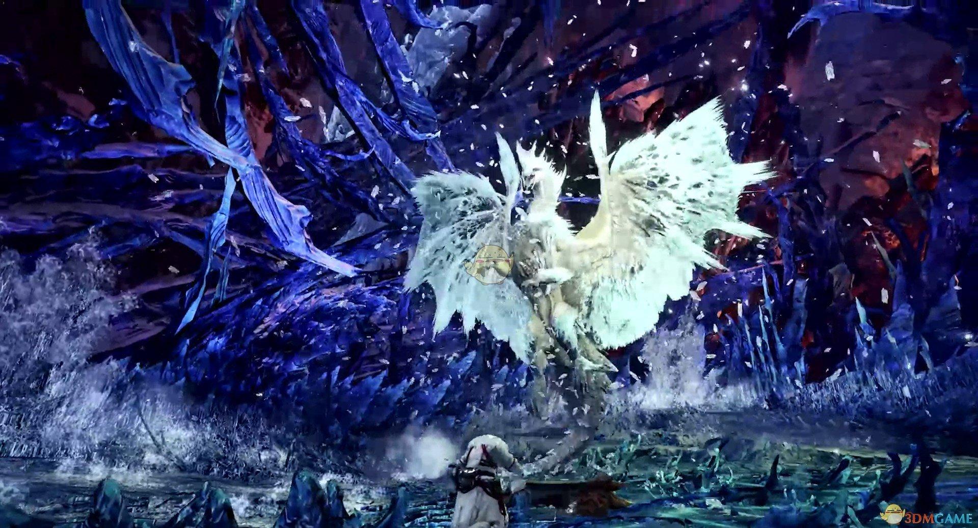 《怪物猎人:世界》冰原DLC飞翔爪反击架势使用技巧分享