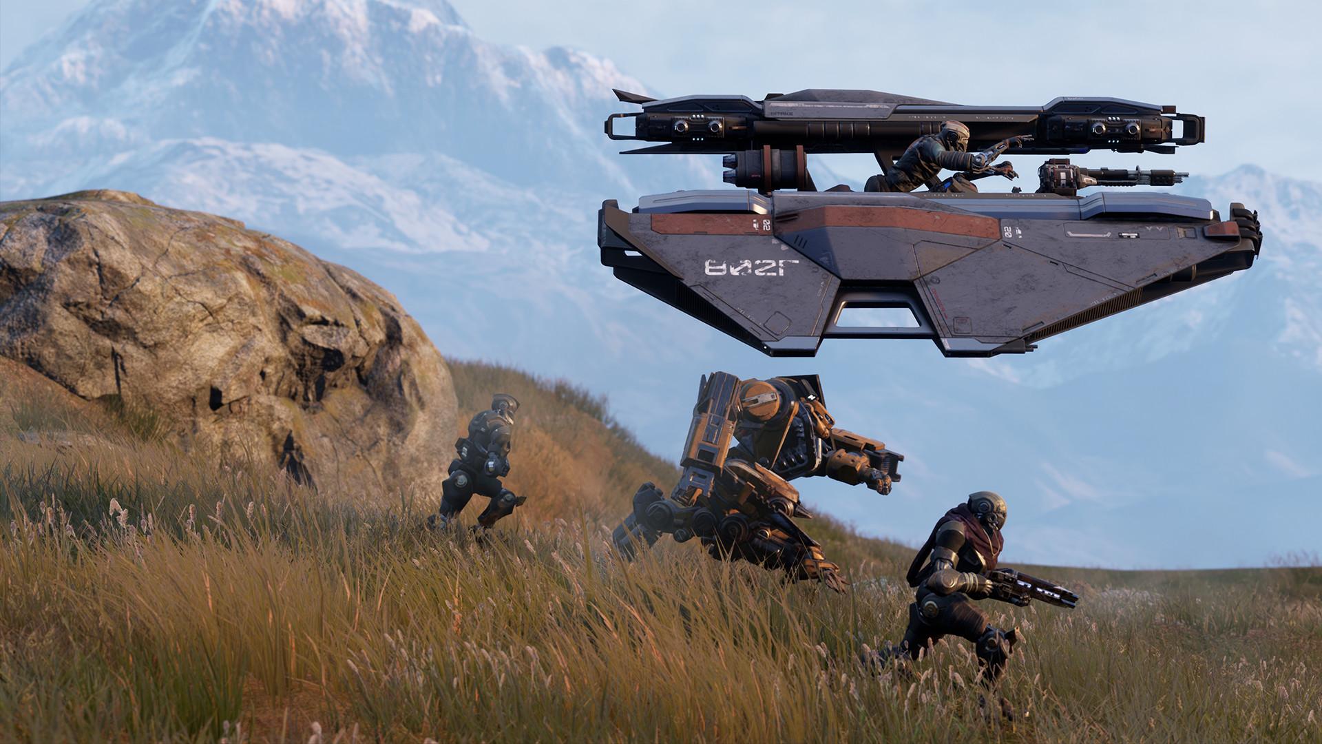 科幻FPS游戏《崩解》B测开放注册 B测版PC配置公开