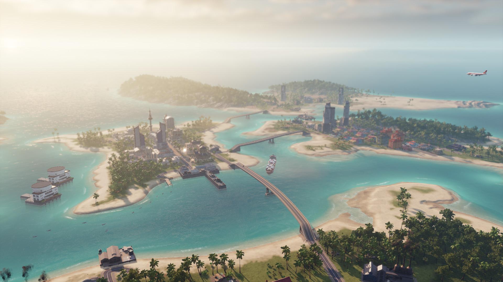 《海岛大亨6》中文版1月24日上线 Steam国区也会解锁