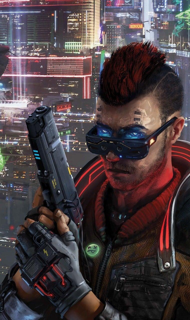 《赛博朋克2077》多人模式就是CDPR的第二个3A游戏 2022年之前不会加入