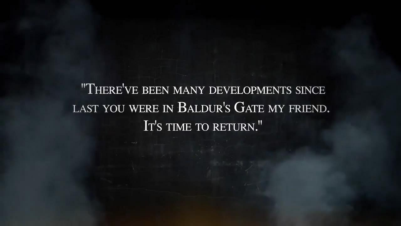 《博德之门3》短视频发布 2月27日公布新情报