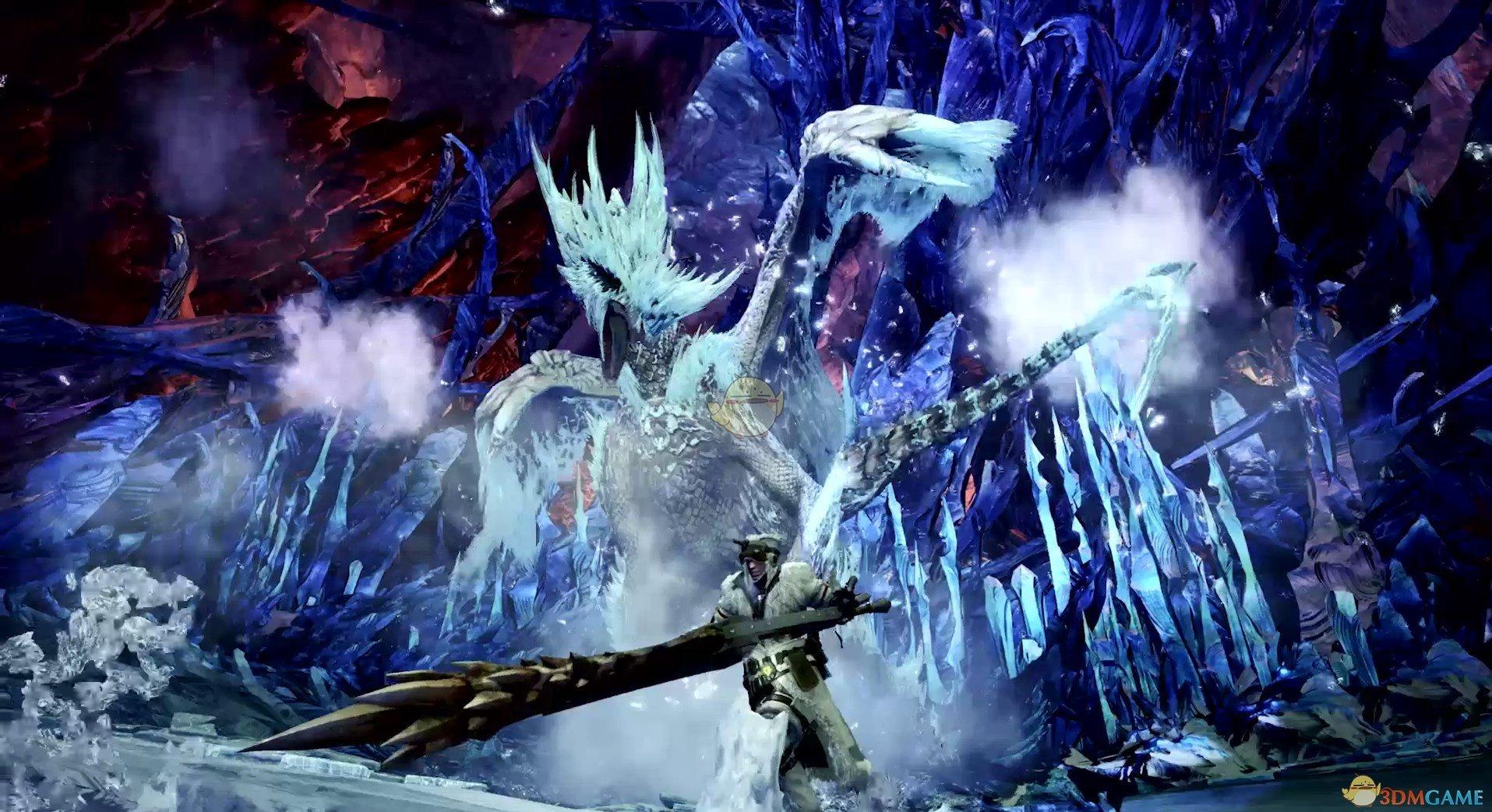 《怪物猎人:世界》冰原DLC长枪开荒武器推荐