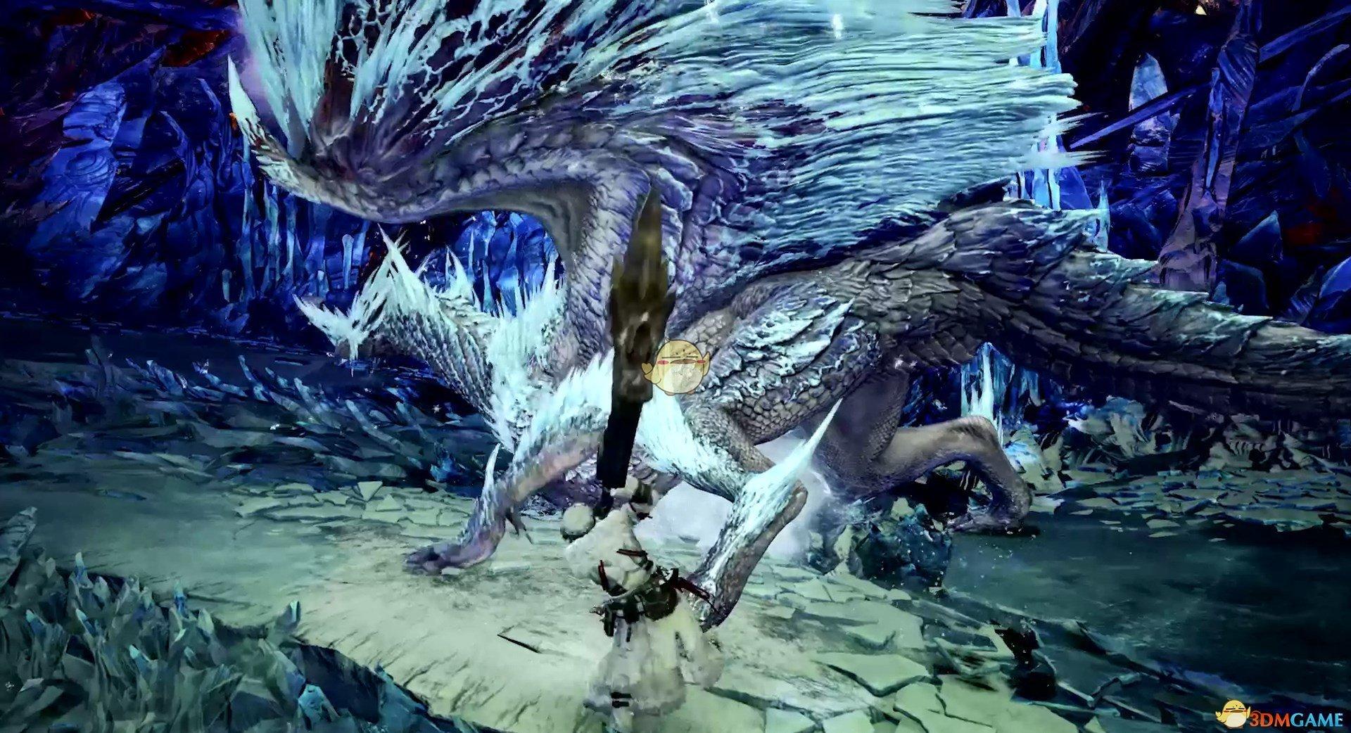 《怪物猎人:世界》冰原DLC长枪开荒配装推荐