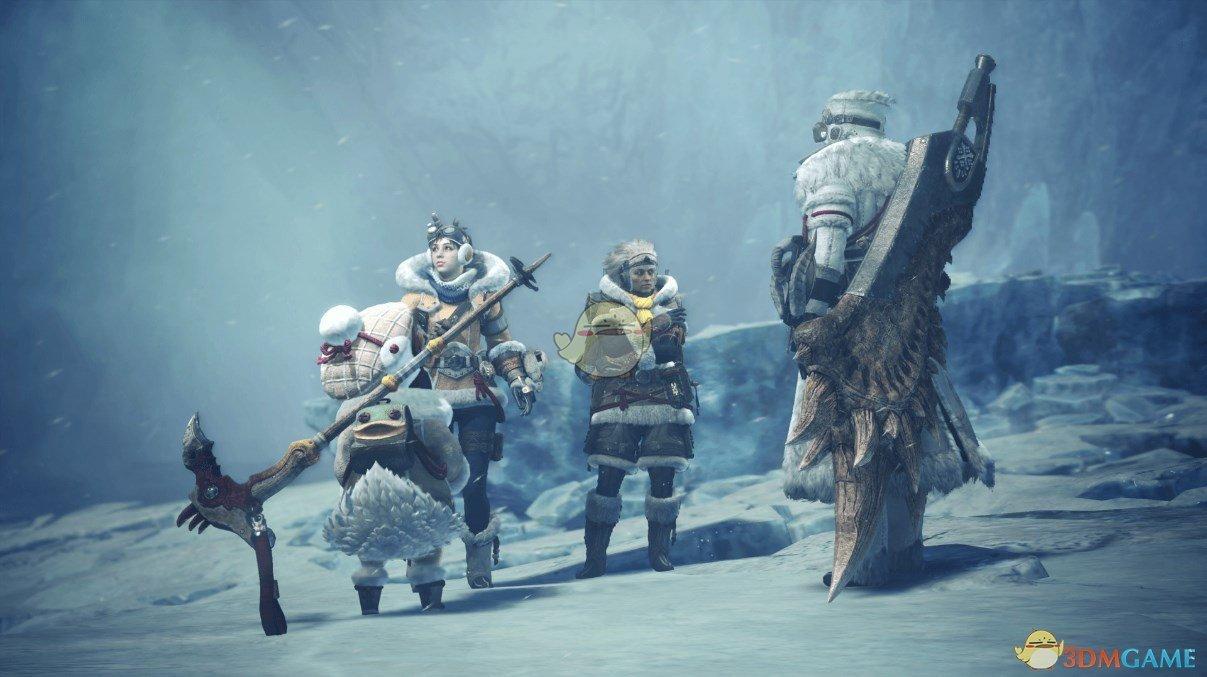 《怪物猎人:世界》冰原DLC铳枪起爆龙亢使用技巧分享