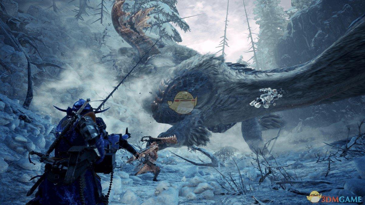 《怪物猎人:世界》冰原DLC铳枪炮击小技巧分享