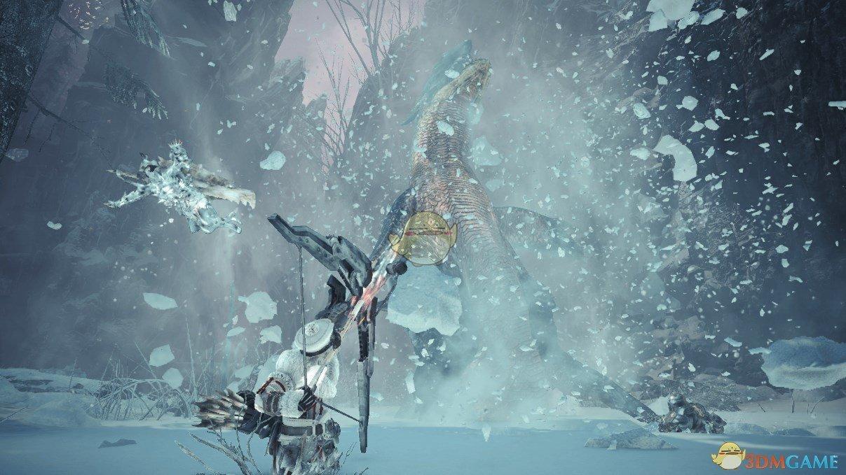 《怪物猎人:世界》冰原DLC铳枪开荒武器推荐