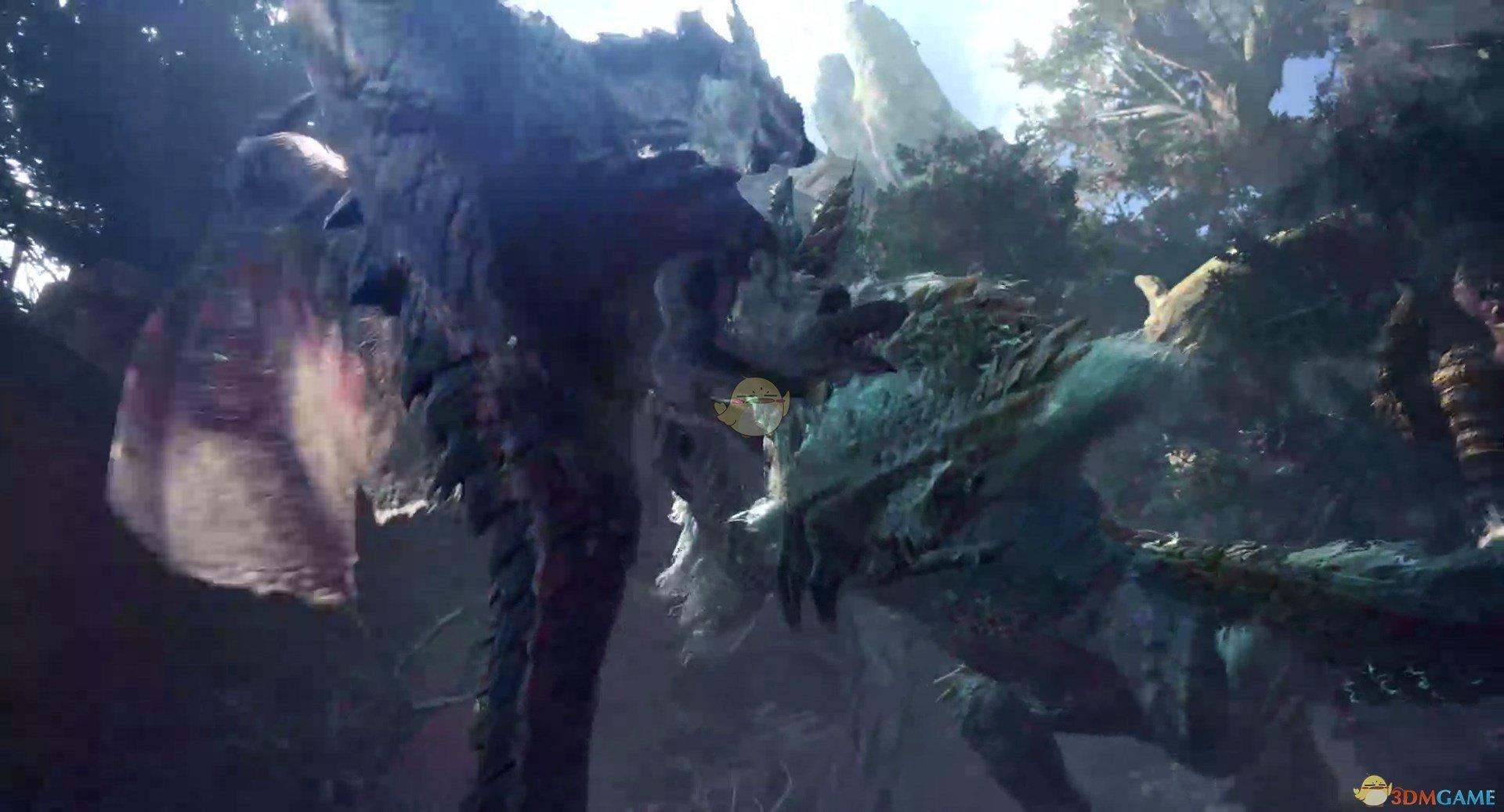 《怪物猎人:世界》冰原DLC剑斧剑形态三连击方法分享