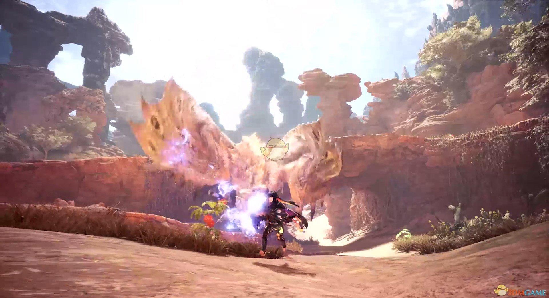 《怪物猎人:世界》冰原DLC剑斧零属解提前爆破方法及好处介绍