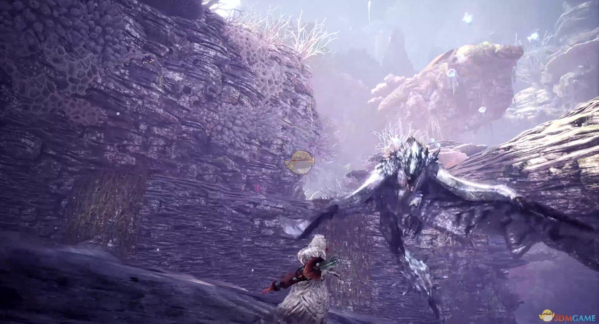 《怪物猎人:世界》冰原DLC剑斧空中零属解使用方法分享