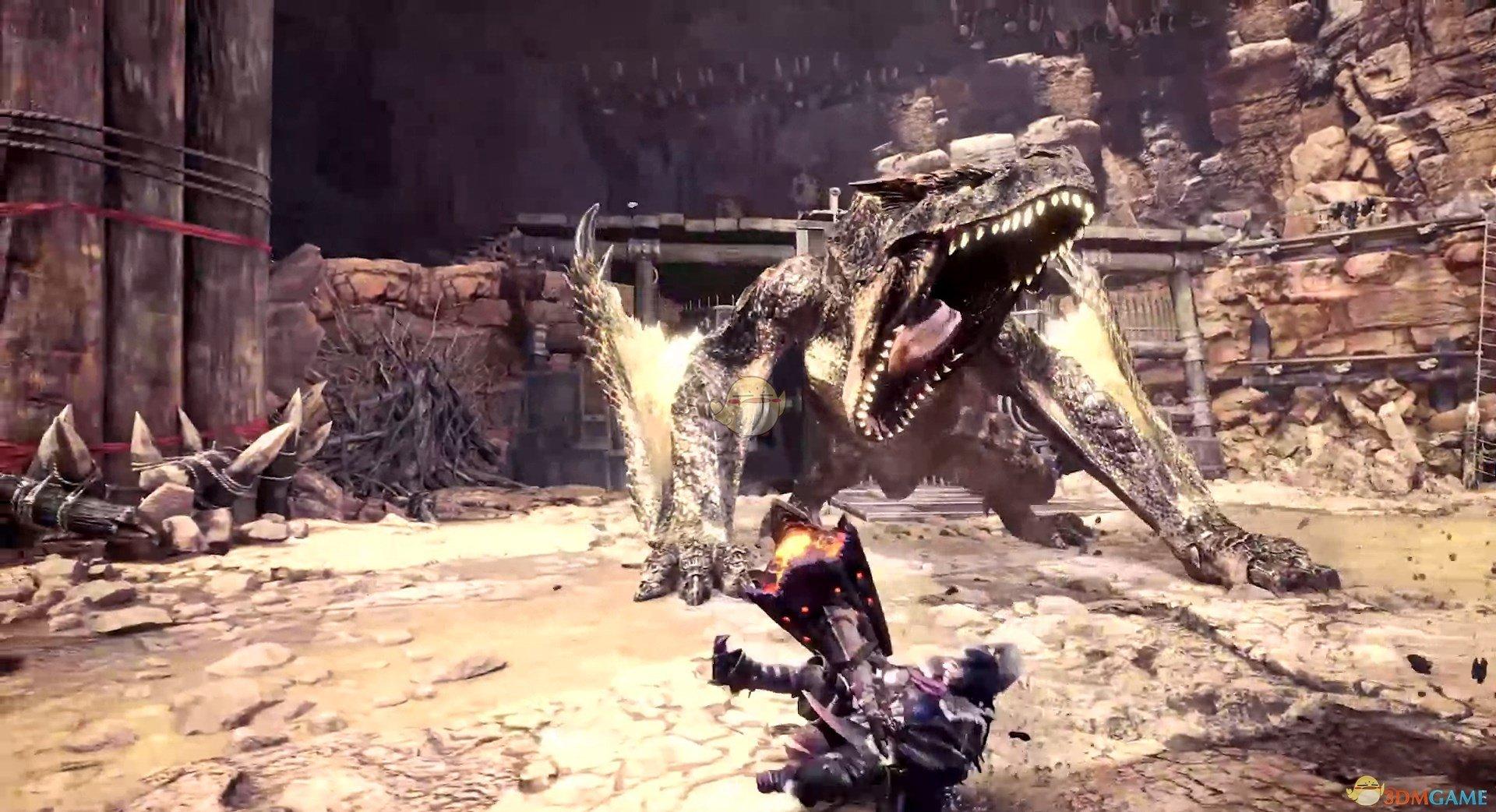 《怪物猎人:世界》冰原DLC剑斧开荒武器推荐