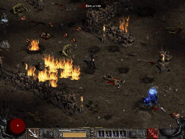 《暗黑破坏神2》新Mod 完美还原《暗黑1》氛围与玩法