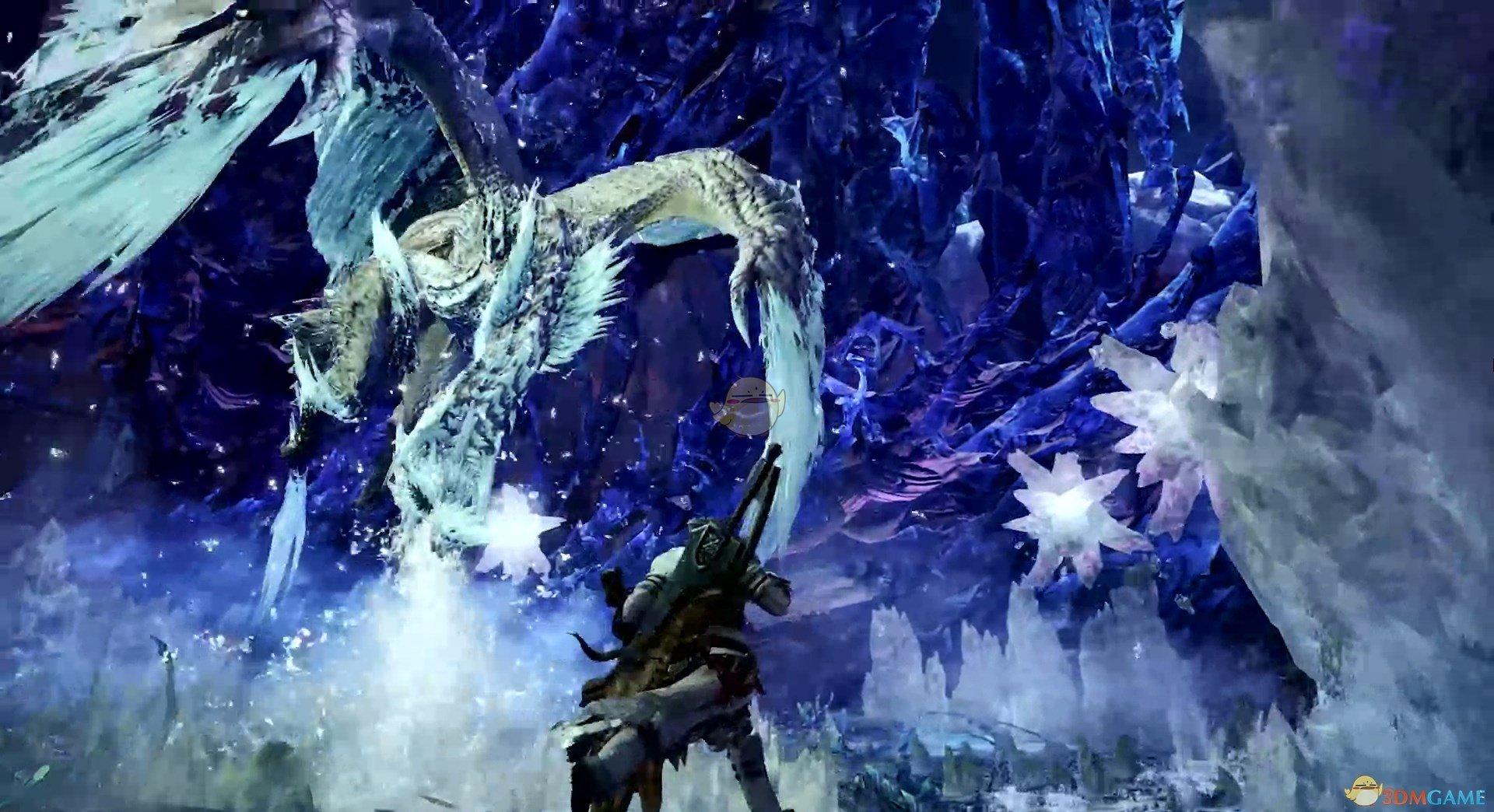《怪物猎人:世界》冰原DLC盾斧点盾好处介绍