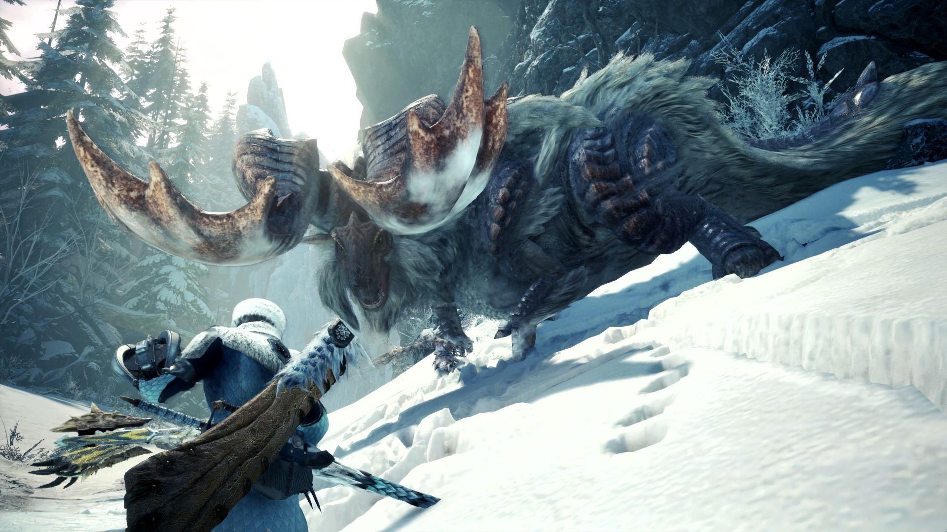 《怪猎世界》2020上半年开发路线图公布 PC版更新即将同步