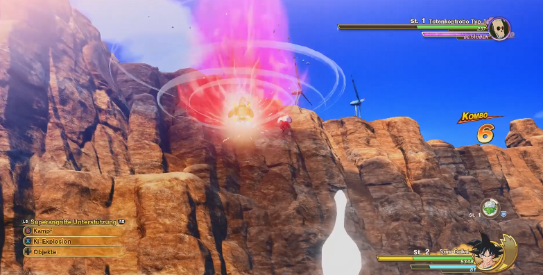 《龙珠Z:卡卡罗特》新Mod:悟空变身捣蛋鹅!