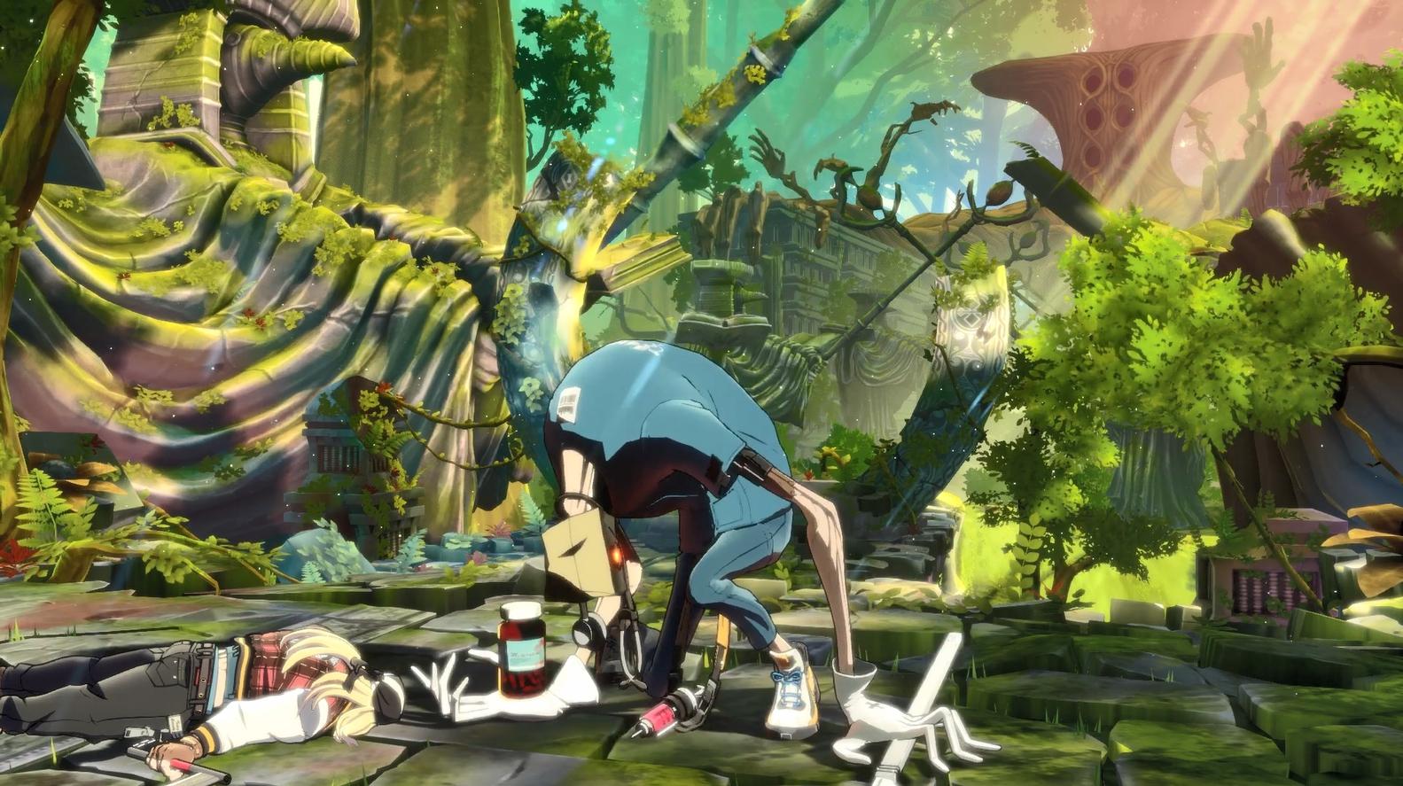 《罪恶装备:STRIVE》第二弹角色宣传片 浮士德参战
