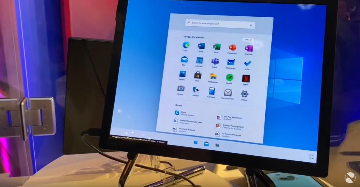 微软继续完善Windows 10X 加强手势控制能力