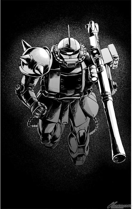 富野由悠季原作!最新高达漫画《机动战士高达:旗手》连载开启