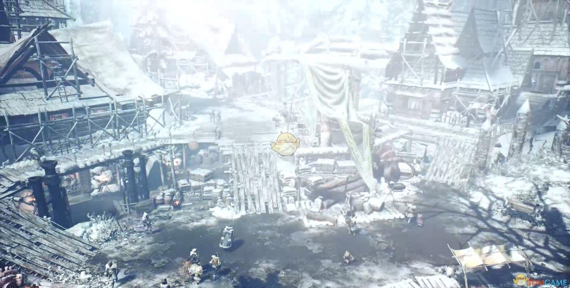《怪物猎人:世界》冰原DLC轻弩回避装填效果介绍