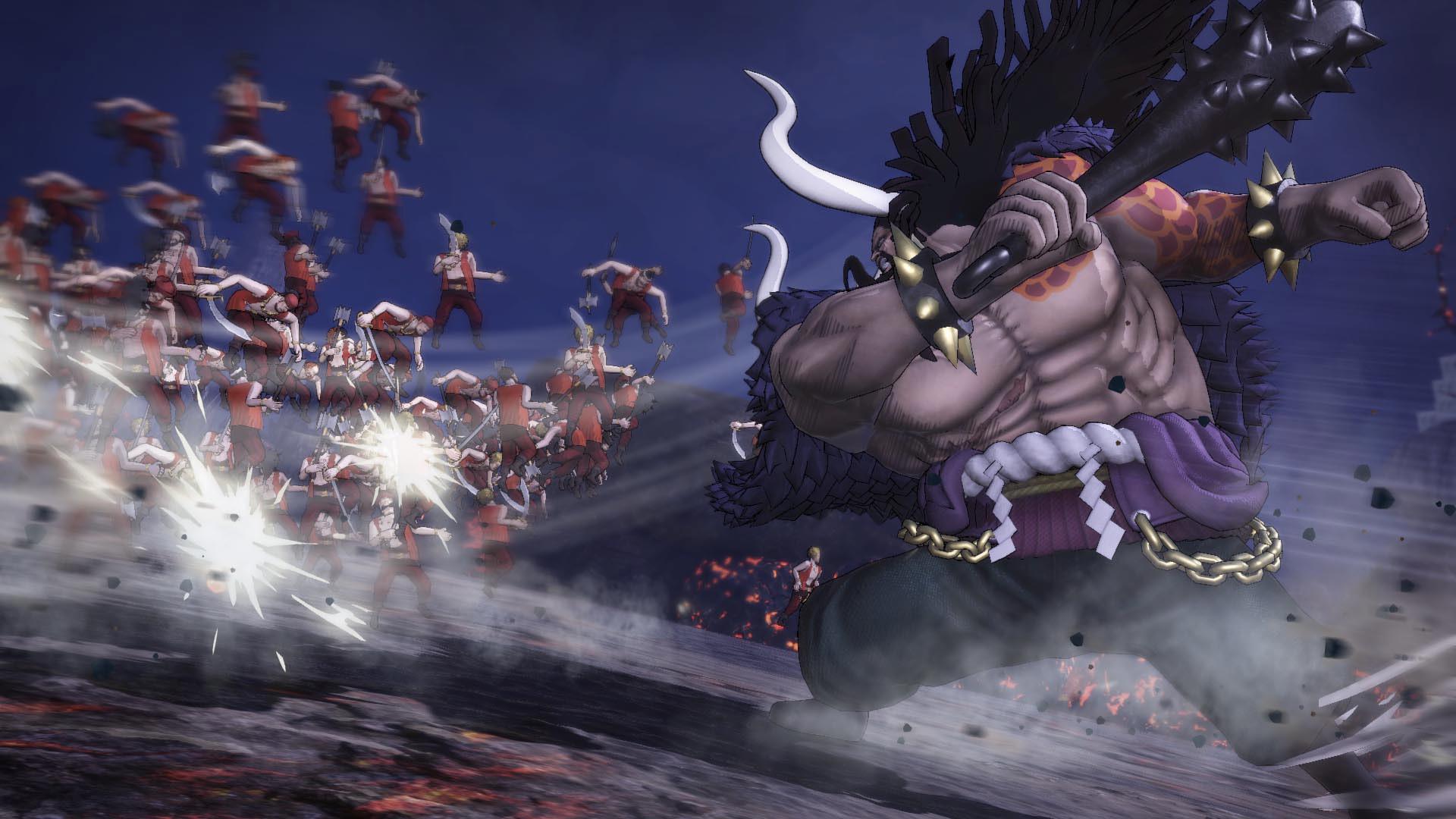 《海贼无双4》Steam版开启预购 售价298元3月27日发售