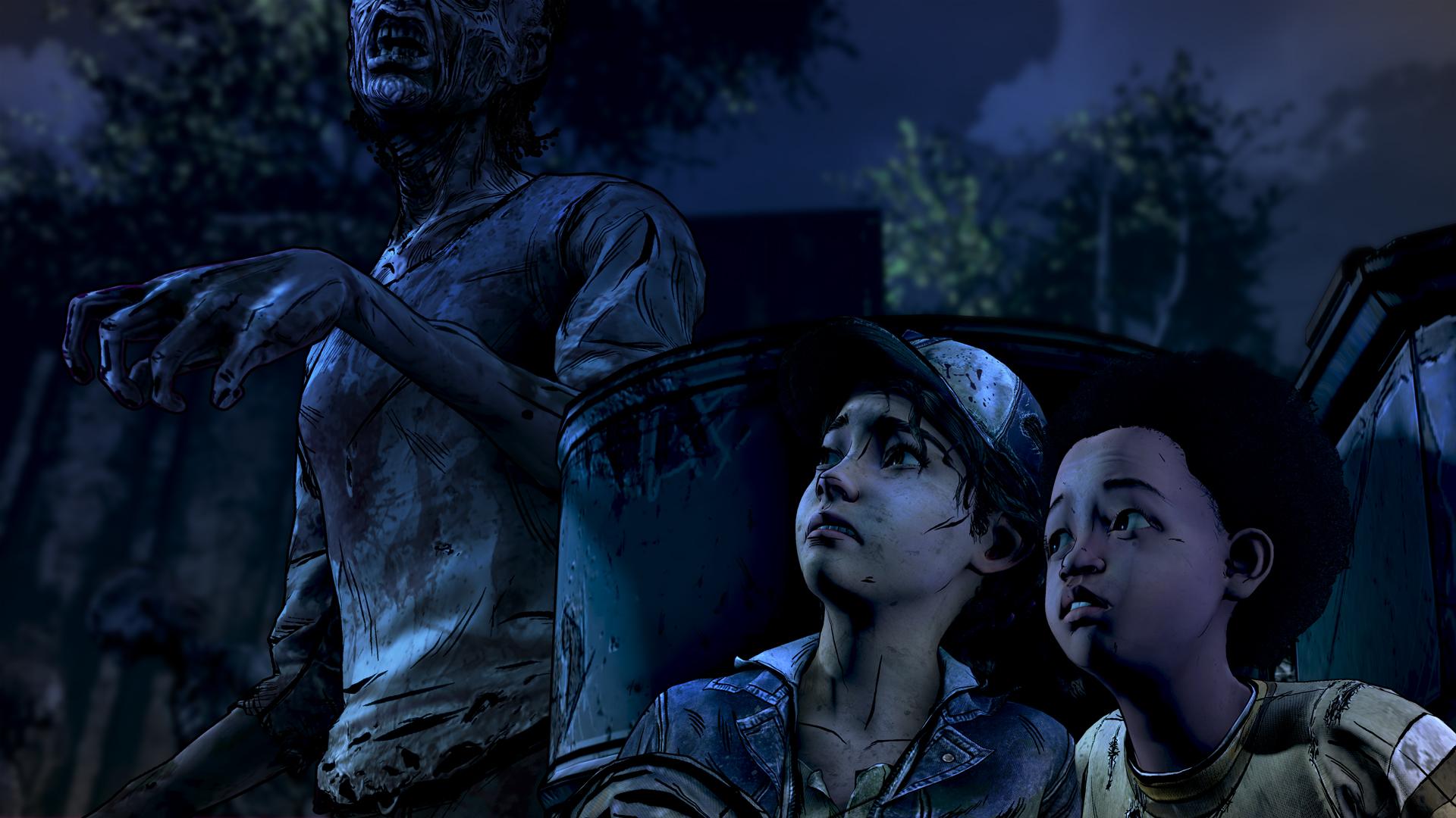 Telltale《行尸走肉》全四季将重新上架Steam商城