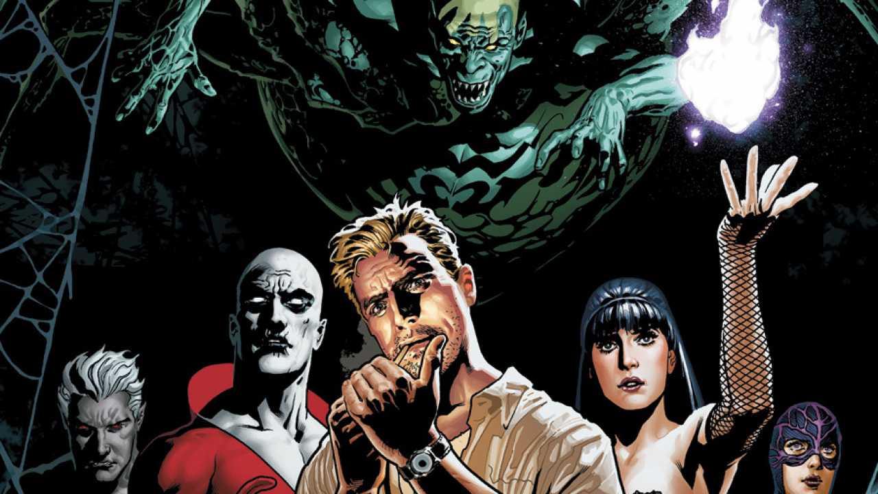 DC将重新打造《黑暗正义联盟》系列电影和电视剧