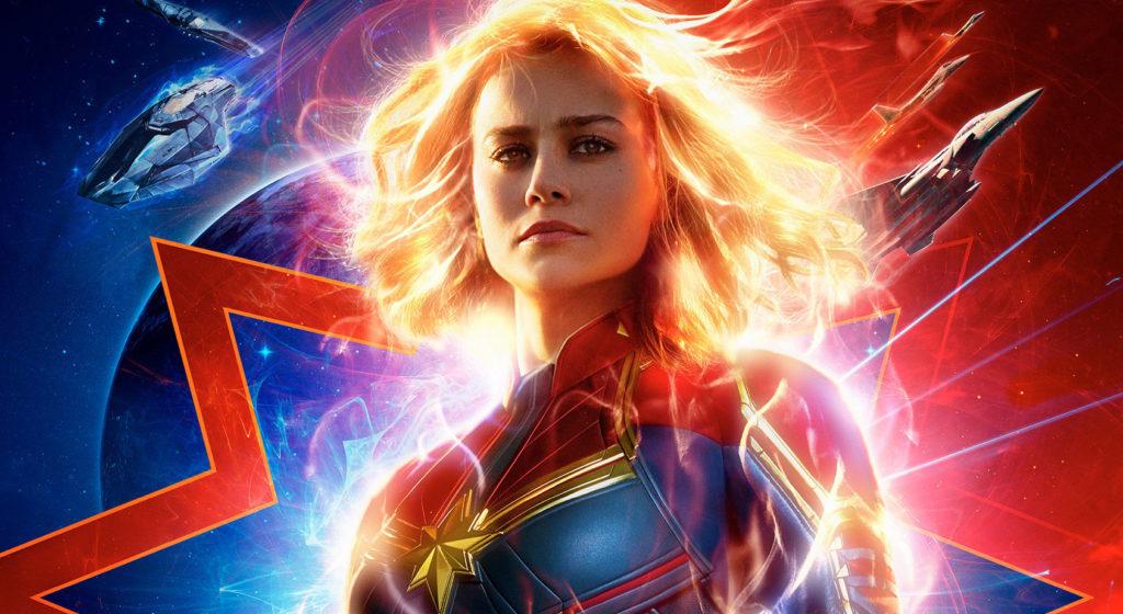 《惊奇队长2》正式开始制作 预计将于2022年上映