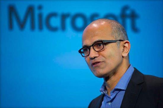 微软CEO:科技公司要像保护人权一样保护数据隐私